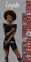 ::AG-BB:: Leyida - Character Study by DreamGazer-NightAnge