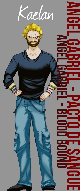 ::AG-BB:: Kaelan - Character Study by DreamGazer-NightAnge