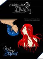 Avoiding Destiny Cover 1 by DreamGazer-NightAnge