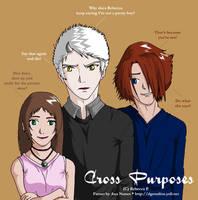 Cross Purposes by DreamGazer-NightAnge