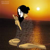 Dissolving by DreamGazer-NightAnge