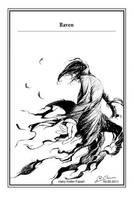 Raven by somachiou