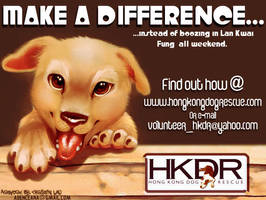 HKDR Flyer or Ad by Asenceana