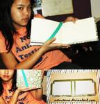 Bookbinding 1 by Asenceana