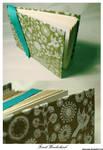 Bookbinding: Forest Wonderland by Asenceana