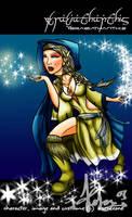 Enchantress Yeraeiathanthis by Asenceana