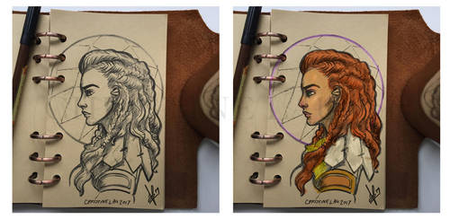 Aloy by Asenceana