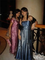 Prom Dress by Asenceana