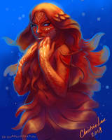 Vampyroteuthis by Asenceana