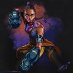 Princess of Wakanda by Asenceana