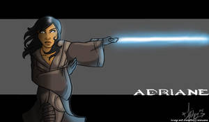 Master Adriane by Asenceana