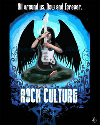 Rock Culture by Asenceana