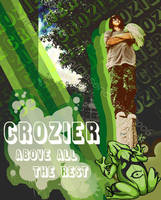 Crozier poster 1 by Asenceana