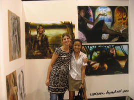 KGV Art Exhibition 2007- pic 4 by Asenceana