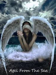 Angel from the Sea by K-Katsarov