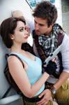 Lara and Nathan by Morbidb