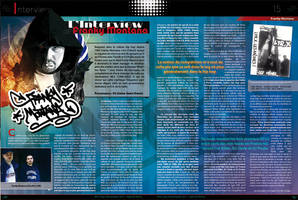 Interview Franky Montana by jesss33