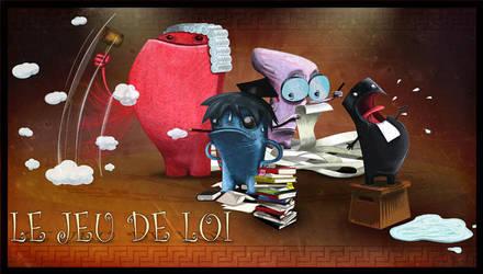 Le Jeu de Loi by jesss33
