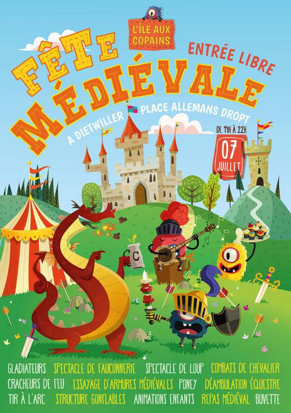 Medieval festival by jesss33