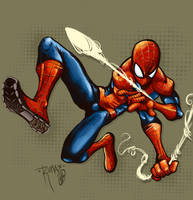 spider man by Romax25