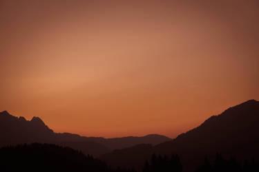 sunset in Austria by Neurologics