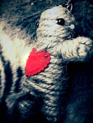 Pin my heart Love by iScreamLav