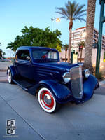 A Hot Rod by Swanee3