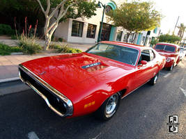Plymouth GTX 440 by Swanee3