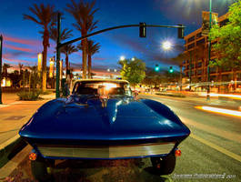 Nasty Vette HDR by Swanee3
