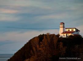 Deep Creek Light House by Swanee3