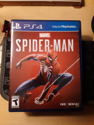 I got Spiderman for PS4 with All DLC by furstman