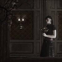 Snow black by Manoureva