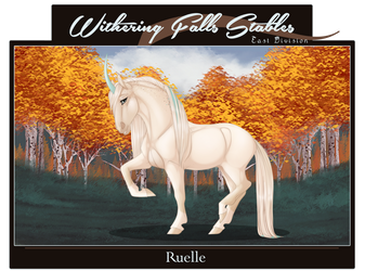 WF's Ruelle | X4098 by WFS-EastDivision