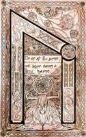 Runic Illumination - Uruz by EjLowell