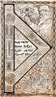 Runic Illumination - Thurisaz by EjLowell