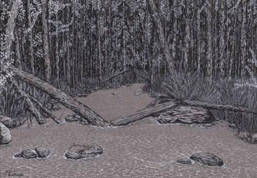 Eerie Forest 3 by sanntta82