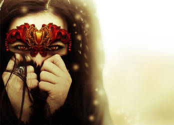 La Mascara de la Morgana by korridan