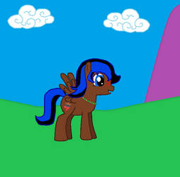My OC Swiftwind by SleepyCloud97