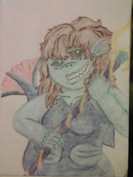 Mermaid by SleepyCloud97