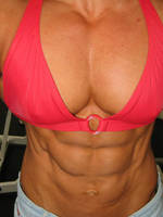 Alina Popa ABS 2 by rogerfanmuscle