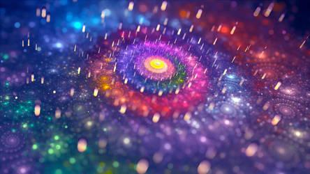 Rainbow Snail by thargor6