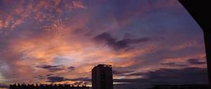 Sky by piorun