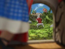 Wonderland by piorun