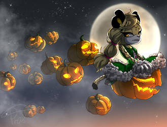 Halloween Contest by Hoa-prox