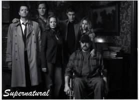 Supernatural by Avverix-Deaguta