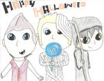 Have a Green Day Halloween by hawkwhisker