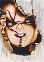 Chucky by matthewstar