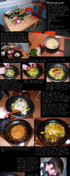 How to make okonomiyaki by BrocX