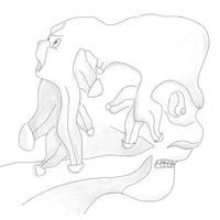 Gorgon's cry by ProgerXP