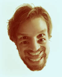 Self-portrait by marcomeer